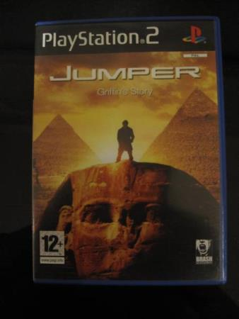 PS2: Jumper, Griffin`s story