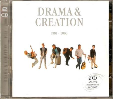 Drama & Creation - 1986-2006 - 2CD