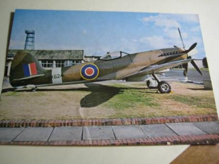Spitfire Vicers Armstrong  F22