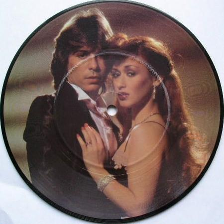 DOLLAR Who Were You With In The Moonlight UK pic-disc 7""
