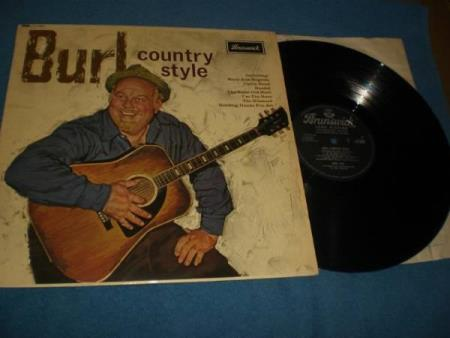!!  Burl Ives – Country Style !!