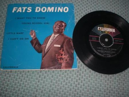 !! Fats Domino – I Want You To Know!!