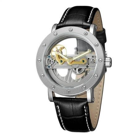 Mechanical Wristwatch Male Clock Fashion