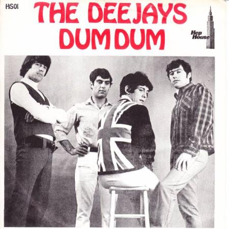 The DeeJays - Dum Dum / Picture Of You