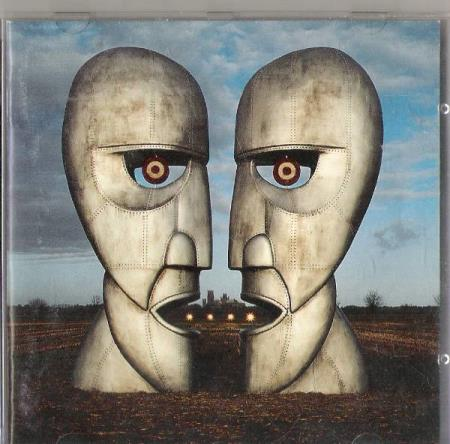 PINK FLOYD.-THE DIVISION BELL.-1994.