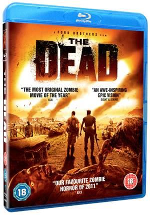 THE DEAD (2010) (ZOMBIE FILM) (BLU-RAY)