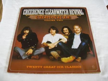 CREEDENCE CLEARWATER REVIVAL - CRONICLE  VOLUME 2  2 LP