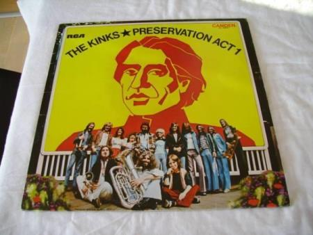KINKS - PRESERVATION ACT 1