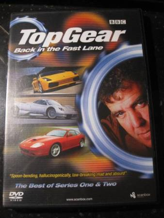 Topgear:back in the fast lane:the best of series one & two