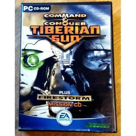 Command & Conquer - Tiberian Sun med Firestorm Expansion