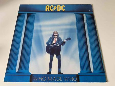 AC/DC - Who made who? (LP)