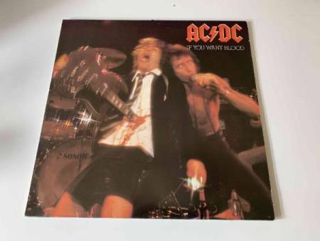 AC/DC - If you want blod (LP)