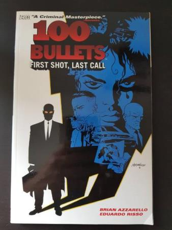 100 BULLETS: FIRST SHOT, LAST CALL (2000)