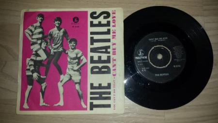 BEATLES - CAN´T BUY ME LOVE / YOU CAN´T DO THAT