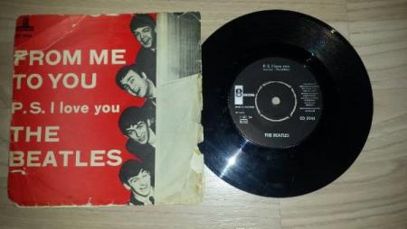 BEATLES - FROM ME TO YOU / P.S. I LOVE YOU