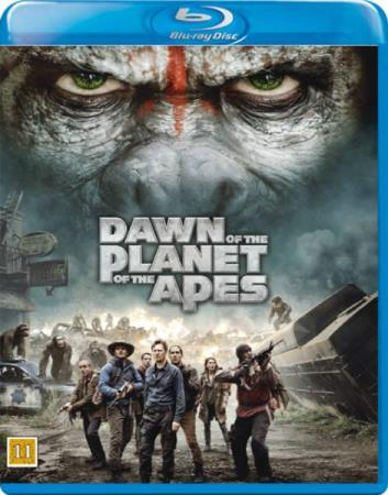 DAWN OF THE PLANET OF THE APES (2014) (SCI/FI) (BLU-RAY)