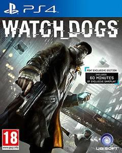 WATCH DOGS (PLAYSTATION 4) (PS4)