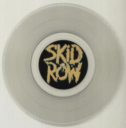 """SKID ROW I Remember You 1990 UK 10"""", CLEAR WAX"""