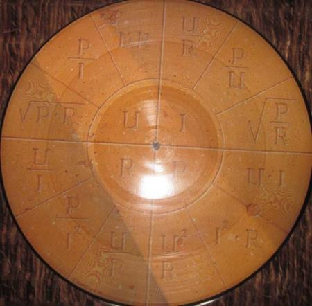 """FIVE FIFTEEN Ohms Law 1991 Finnish 12"""" picture-disc"""