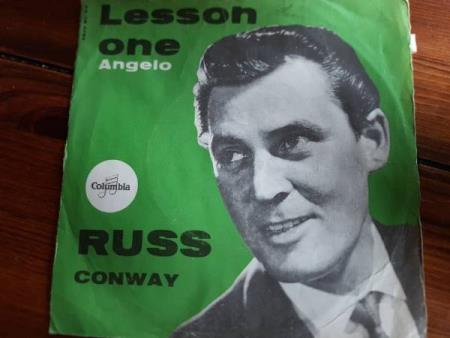 RUSS CONWAY ( LESSON ONE/ANGELO ) SINGEL
