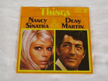 NANCY SINATRA / DEAN MARTIN - THINGS / UP, UP AND AWAY
