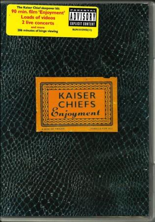 Kaisers Chief - Enjoyment - DVD