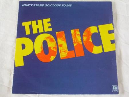 POLICE - DONT STAND SO CLOSE TO ME / FRIENDS