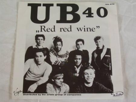 UB 40 - RED RED WINE / SUFFERIN