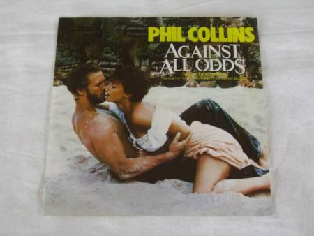 PHIL COLLINS - AGAINST ALL ODDS / THE SEARCH