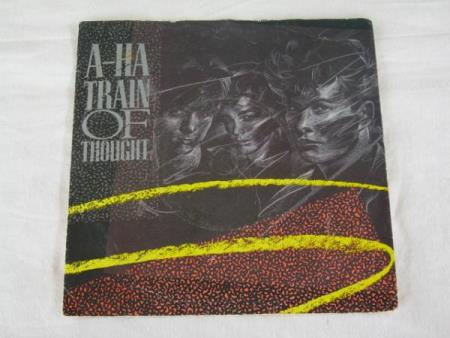 A-HA - TRAIN OF THOUGHT / AND YOU TELL ME