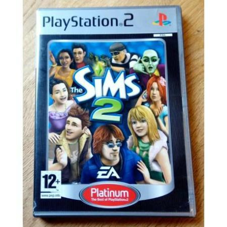 The Sims 2 (EA Games) - Playstation 2
