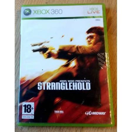 John Woo presents Stranglehold (Midway) - Xbox 360