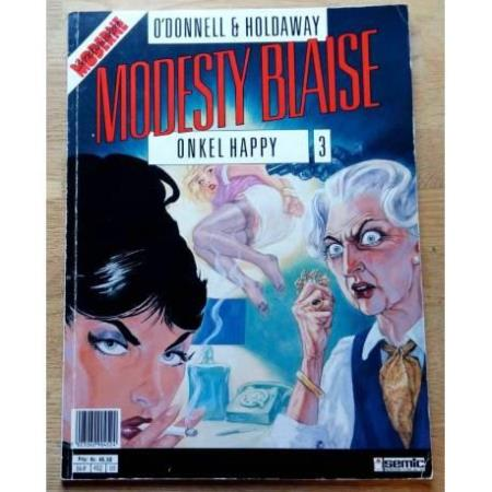 Modesty Blaise - Nr. 3 - Onkel Happy (1990)