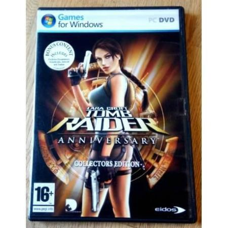 Tomb Raider Anniversary - Collectors Edition (Eidos) - PC
