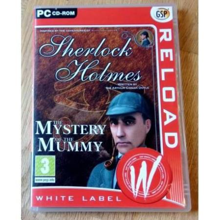 Sherlock Holmes - The Mystery of the Mummy - PC