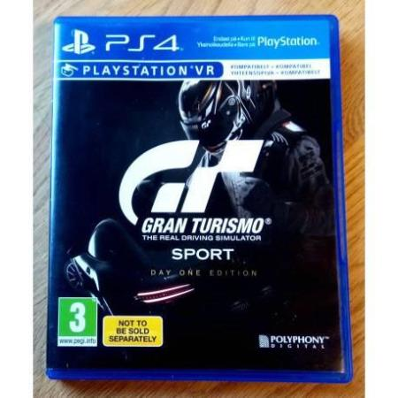 Gran Turismo Sport - Day One Edition - Playstation 4
