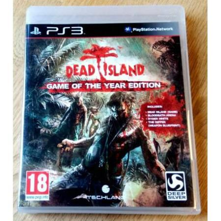 Dead Island - Game of the Year Edition (Deep Silver) - PS3