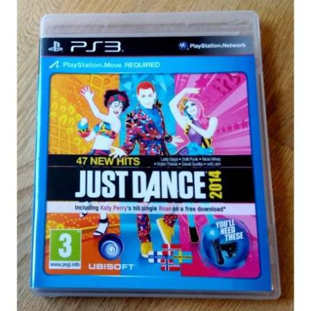 Just Dance 2014 - 47 New Hits (Ubisoft) - Playstation 3