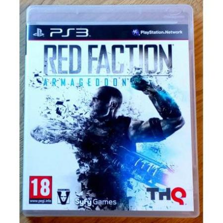 Red Faction Armageddon (THQ) - Playstation 3