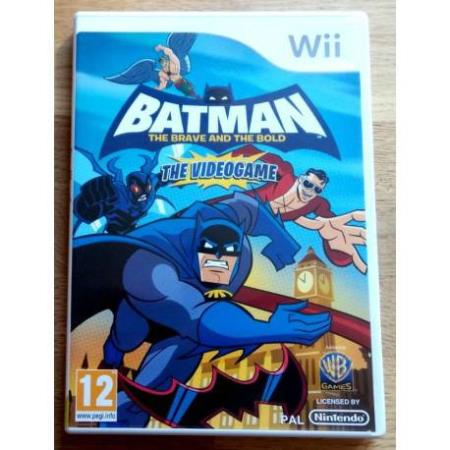 Batman - The Videogame (WB Games) - Nintendo Wii
