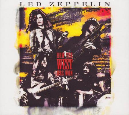 Led Zeppelin - How The West Was Won - 3CD