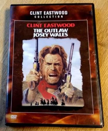 The Outlaw Josey Wales - Clint Eastwood (DVD)