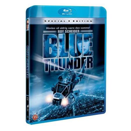 BLUE THUNDER - SPECIAL EDITION (1983) (BLU-RAY)