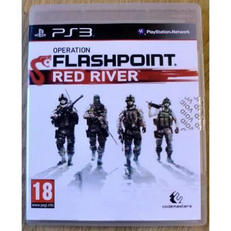 Operation Flashpoint - Red River - Playstation 3