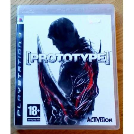 Prototype (Activision) - Playstation 3
