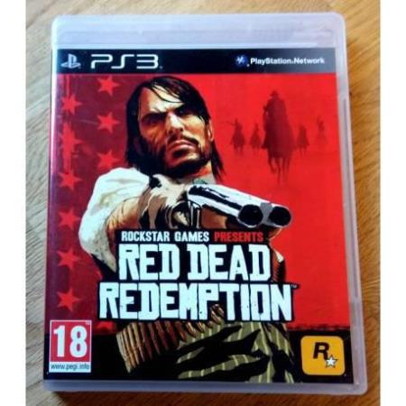 Red Dead Redemption (R) - Playstation 3