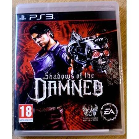 Shadows of the Damned (EA) - Playstation 3