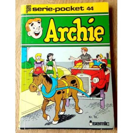 Serie-pocket: Nr. 44 - Archie