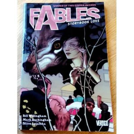 Fables - Volume 3 - Storybook Love (DC Comics)