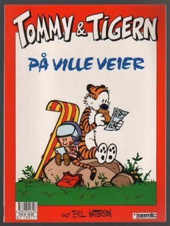 TOMMY & TIGERN ALBUM 1994NR11KVALITET:VF